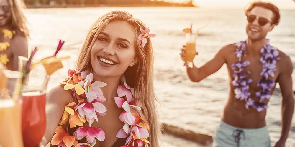 どこよりも住みたかった場所、ハワイ