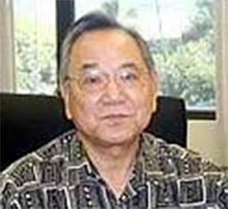 納谷 誠二 ハワイ大学名誉教授 TMSハワイ名誉顧問